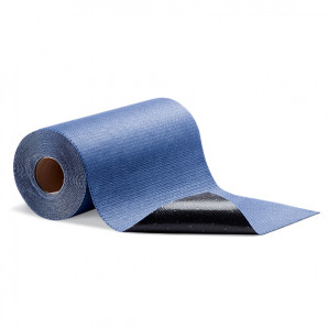 PIG® Grippy® Adhesive-Backed Absorbent Mat Rolls – Medium Weight