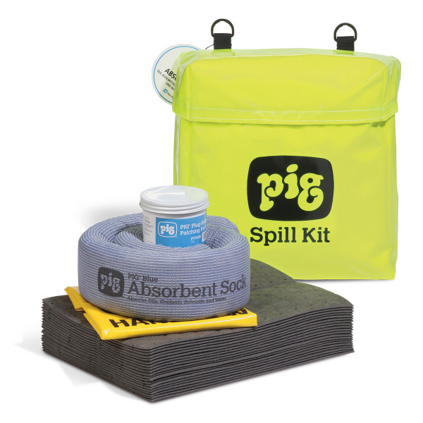 Pig 174 Universal Fork Truck Spill Kit New Products