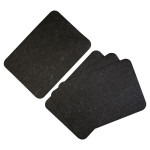 PIG® Grippy Adhesive-Backed Restroom Mat Pads – Medium Weight