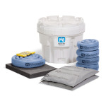 PIG® Spill Kit in a 76-litre Overpack Drum