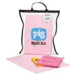PIG® HAZ-MAT Clear Compact Spill Kit