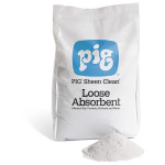 PIG® Sheen Clean® Loose Absorbent