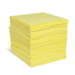 PIG® Essentials Pro Chemical Mat Pads - Heavy Weight